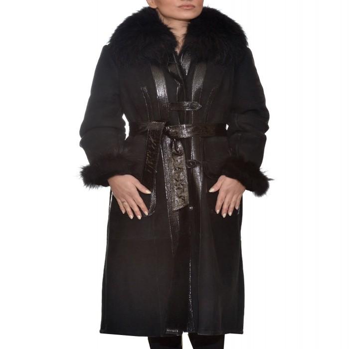 Μουτόν Lamb 114cm Black Tziveli (RUFINA)