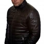 Δερμάτινο Μπουφάν Black LEVINSKY (Jurgen)