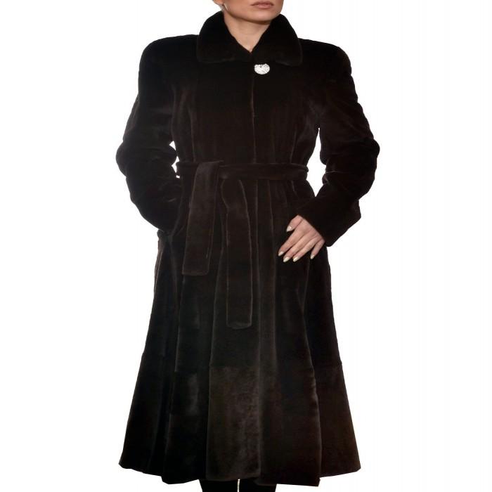Γούνα Μινκ Blackglama 126cm Black ΣΙΟΥΤΗΣ (5224)