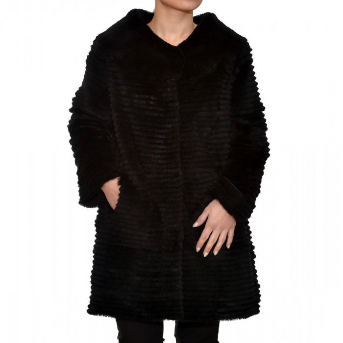 Γουνάκι Lapin 90cm Black ΣΙΟΥΤΗΣ (Rovigo)